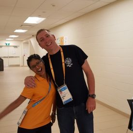Academy Athletic Therapy Inc., Winnipeg, MB, pan am games, 2015, toronto, ontario, medical staff