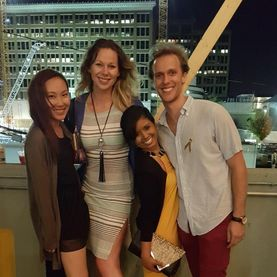 Academy Athletic Therapy Inc., Royal winnipeg ballet, melissa deonaraine, winnipeg manitoba, barre after hours, stephan possin, manami tsubai