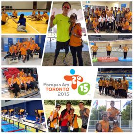 Para Pan Am Games, Toronto, Ontario, host medical staff, academy athletic therapy inc., athletic therapy