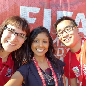 Academy Athletic Therapy Inc., Winnipeg, MB, FIFA Women's World Cup, WWC 2015