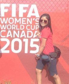fifa women's world cup, Academy Athletic Therapy Inc., Winnipeg Manitoba