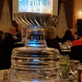 2017 Pam Am Clinic Foundation Fire & Ice Gala, Scott Oake, Fort Garry Hotel, Winnipeg Manitoba