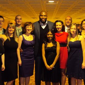 Academy Athletic Therapy Inc., Winnipeg, Manitoba, Fire & Ice Gala, Pan Am Clinic Foundation, melissa deonaraine, Israel Idonije