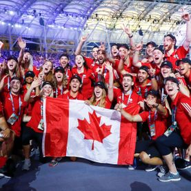 fisu 2017, Team Canada Men's Volleyball - 2017 FISU, Academy Athletic Therapy Inc., Winnipeg, Manitoba, Team Canada, Men's Volleyball, chinese taipei, taiwan, athletic therapy, FISU, Summer Universiade, U Sports international