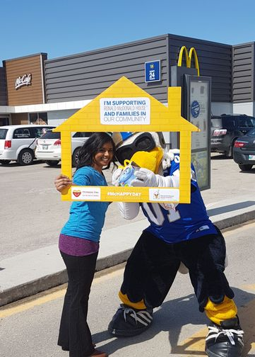 McHappy Day, winnipeg manitoba
