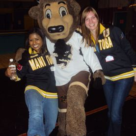 Academy Athletic Therapy Inc, Winnipeg, Manitoba, 2011 Canada Winter Games, Team Manitoba, Prep Rally